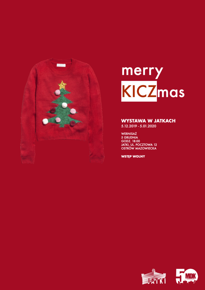 KICZmas-plakat_post
